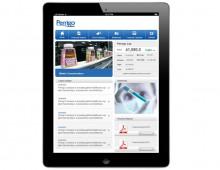 Perrigo IR concept app