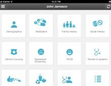 DC Ipad App